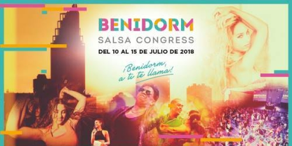 Benidorm Salsa Congress 2018 (7th Edition)