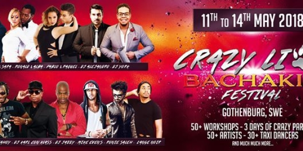Crazy Lion BachaKiz Festival 2018 (2nd Edition)