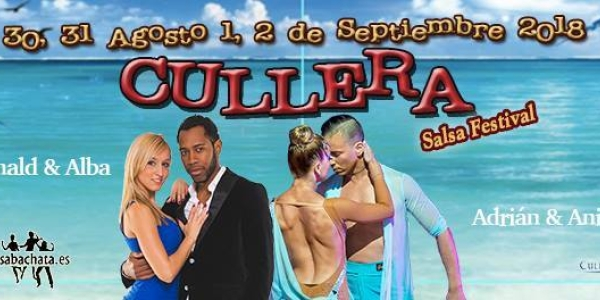 Cullera Salsa Festival 2018 (8th Edition)