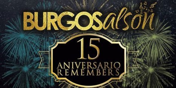 BURGOSALSON 2018 (15th Edition)