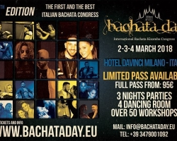 Bachata Day Milan 2018 (6th Edition)