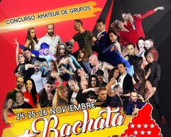 MAS Bachata Madrid 2017 (1st Edition)
