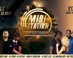 MIDI Station Kizomba Festival 2017 (2nd Edition)