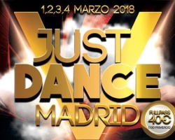 Just Dance Madrid 2018 (5th Edition)