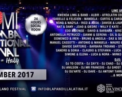 KIZMI2017 Kizomba International Festival Milano 2017