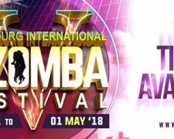 Luxembourg International Kizomba Festival 2018 (5th Edition)