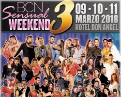 BCN Sensual Weekend March 2018 (3rd Edition)