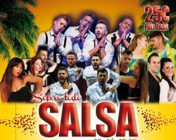 Sobre Todo Salsa 2018 (2nd Edition)