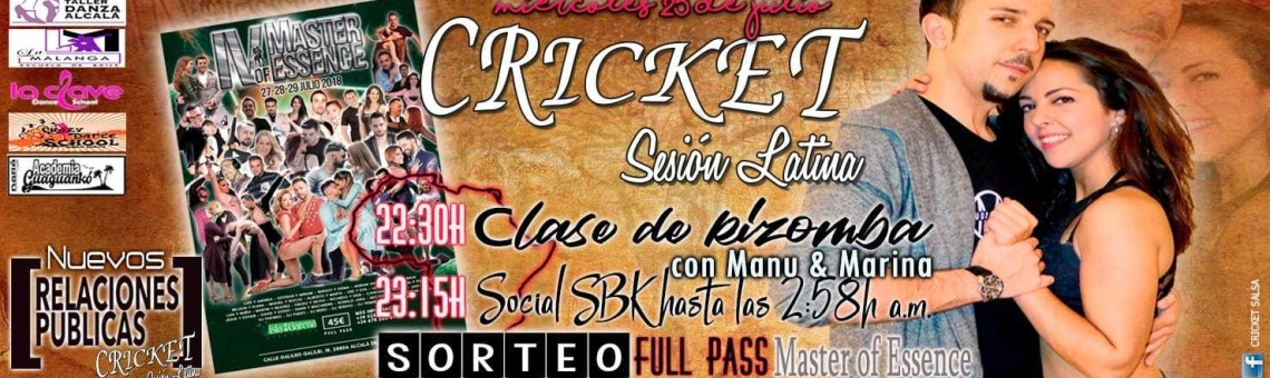 Cricket pub Torrejón