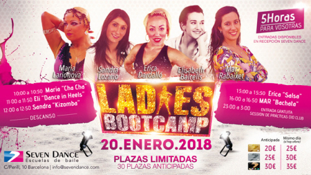 Woman Boot Camp 2018