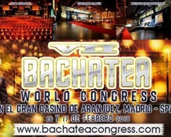 Bachatea WORLD Congress 2018 (VII Edición)
