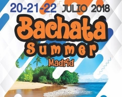 Bachata Summer Madrid 2018