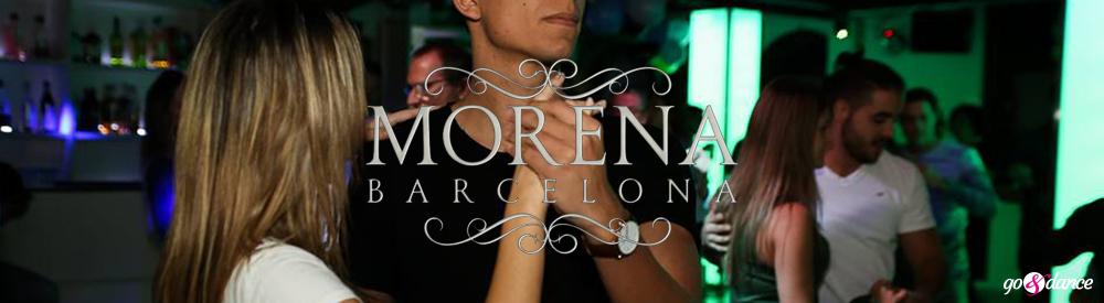 discoteca sala salsa bachata barcelona morena