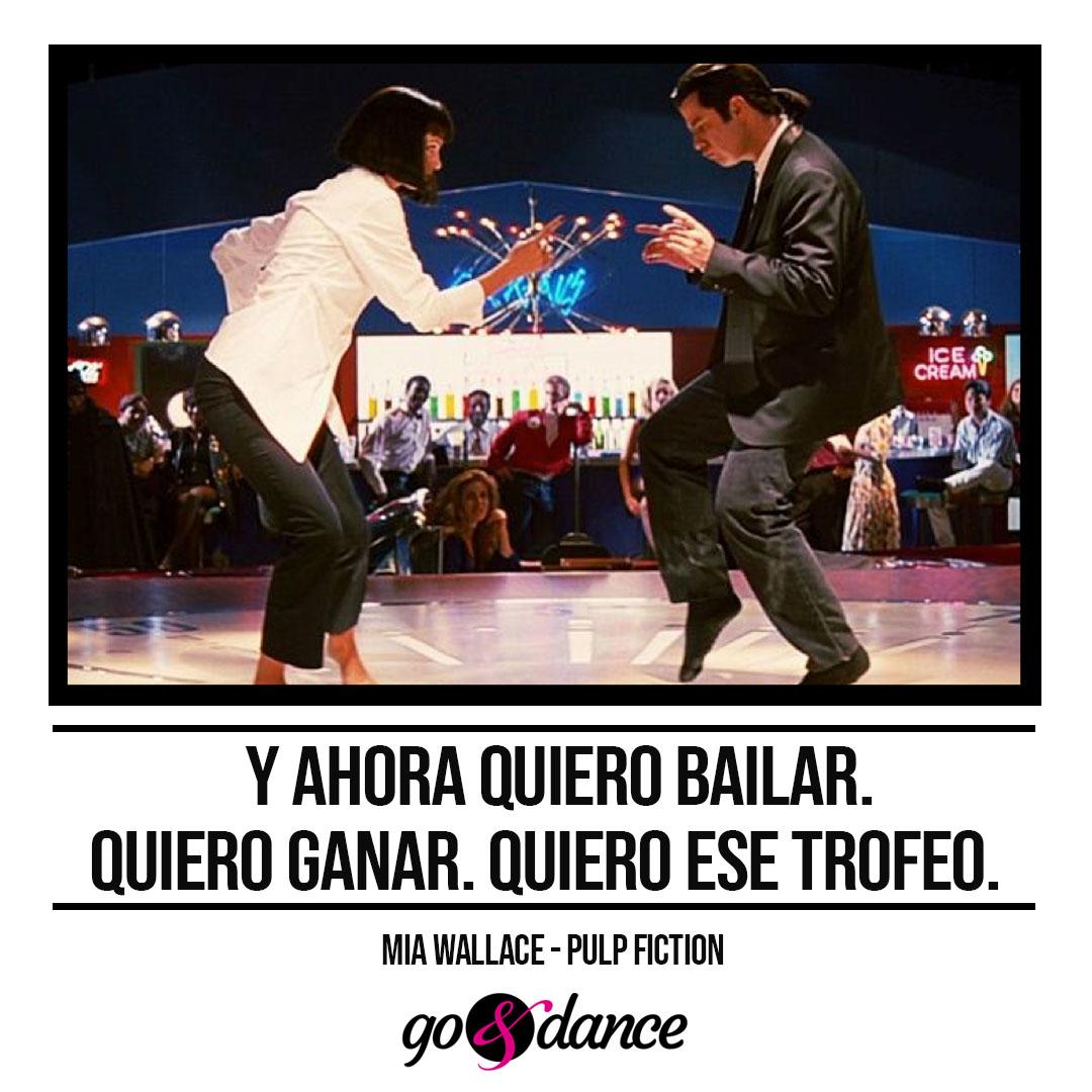 10 Frases En Películas De Cine En Imágenes Sobre El Baile